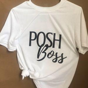 Posh boss shirt